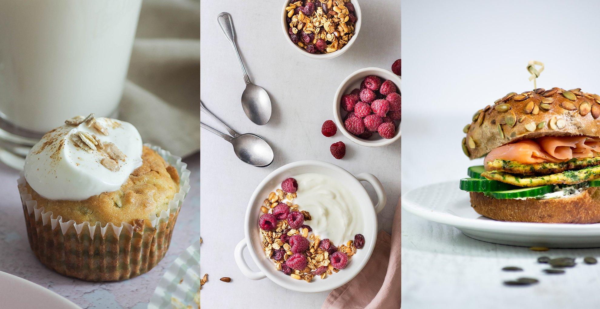 Ein gesundes Frühstück – der perfekte Start in den Tag