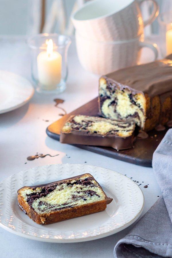 Klassischer Marmorkuchen - so gelingt er sicher