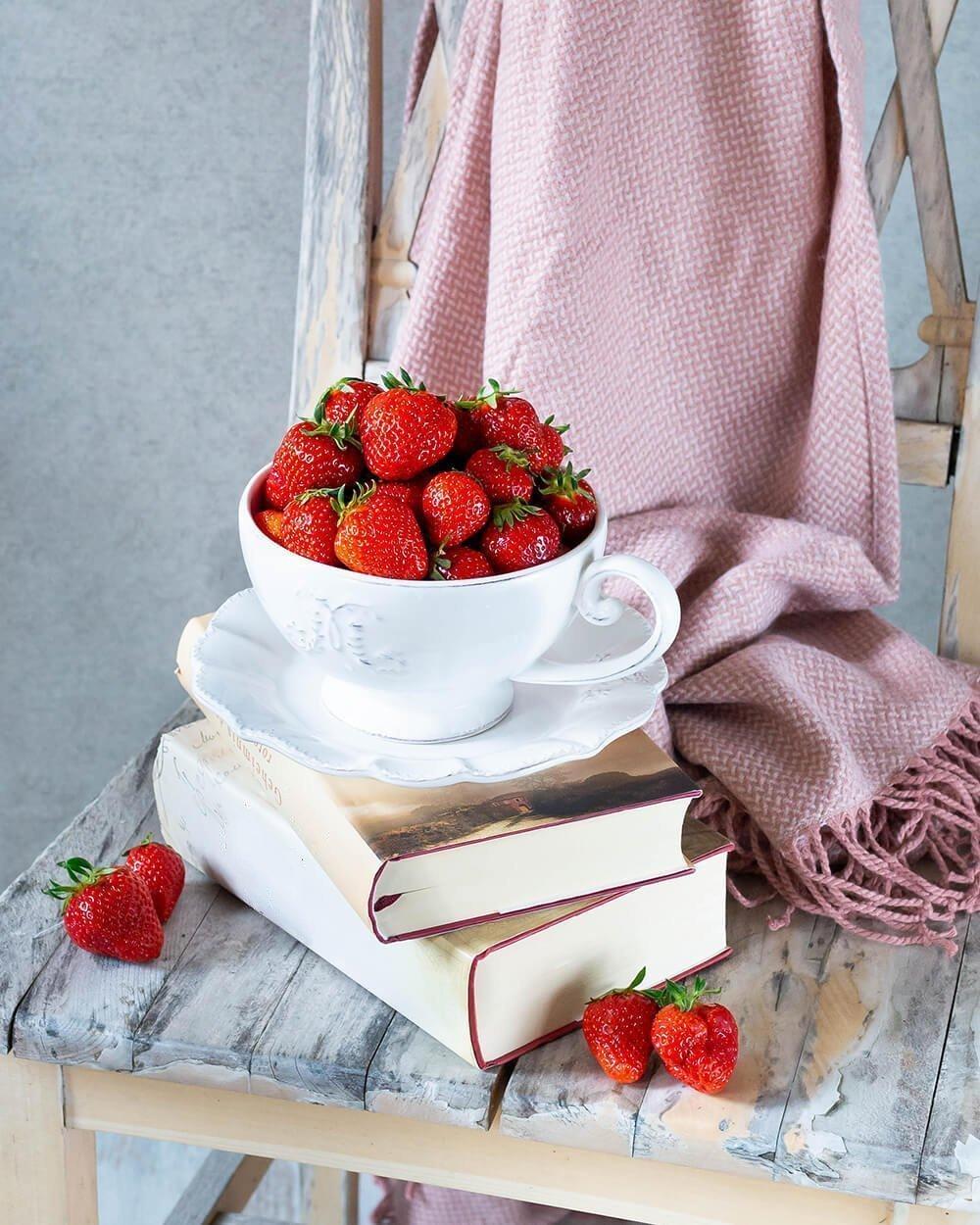 Erdbeeren – eine kleine Warenkunde