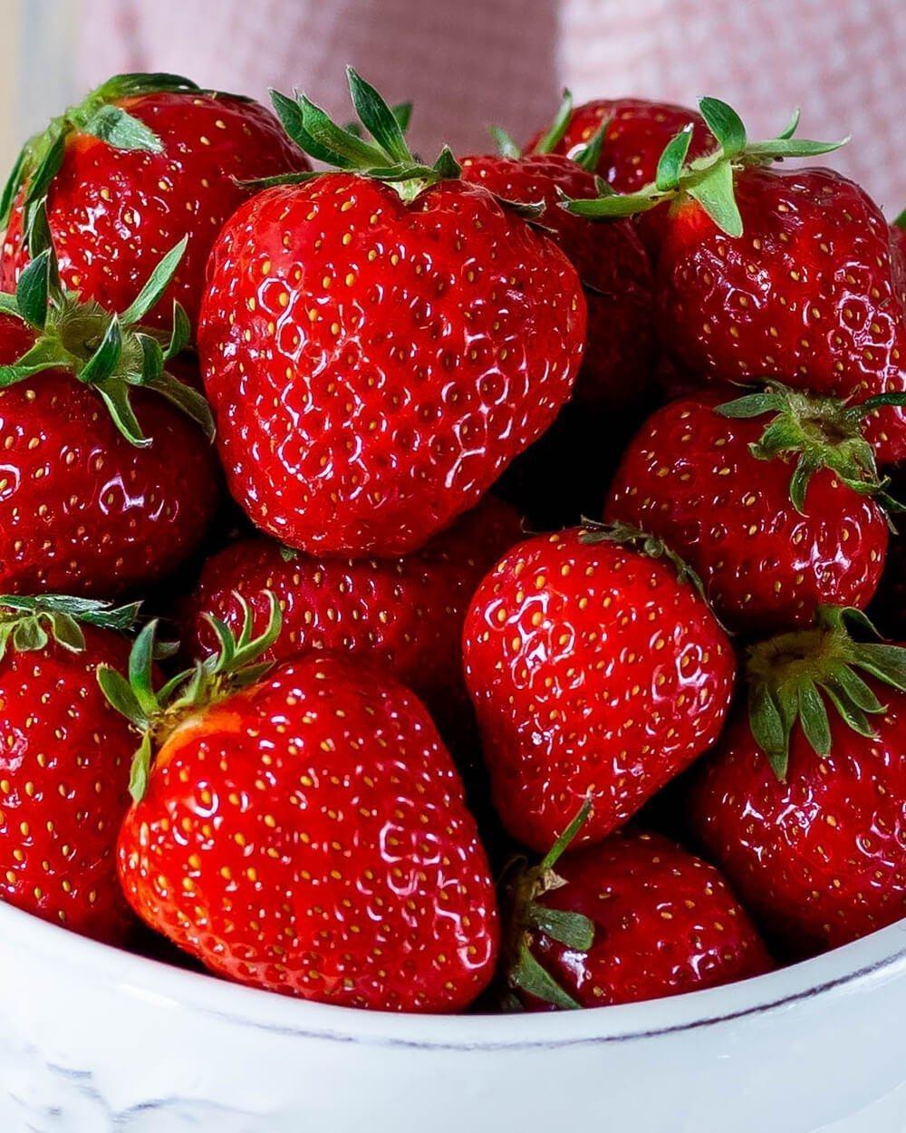 Erdbeeren - Foodstyling und eine kleine Warenkunde