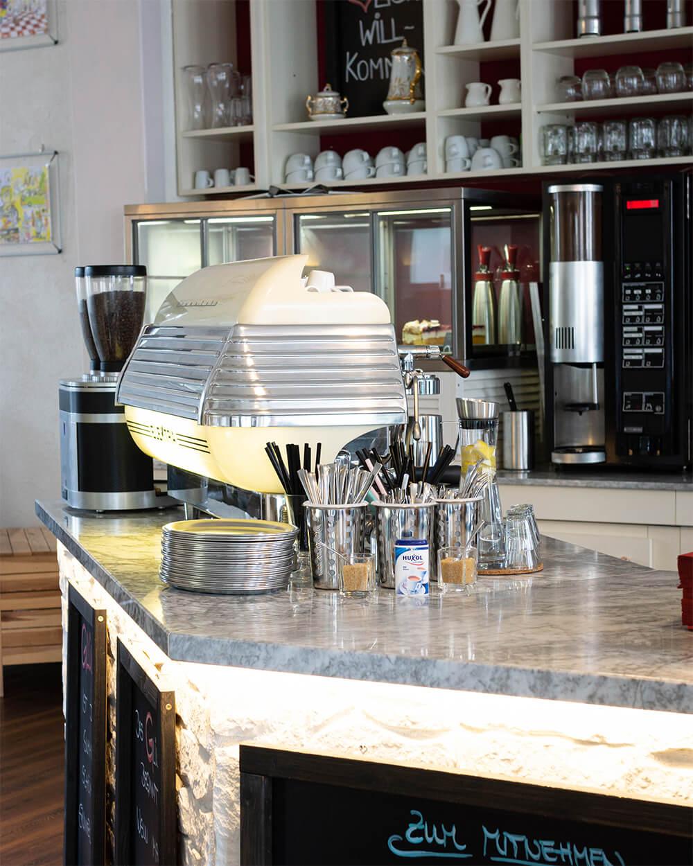 Das GlücksCafé Auerbach – ein Ort zum Wohlfühlen