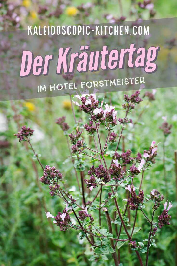 Kräutertag im Hotel Forstmeister Schönheide