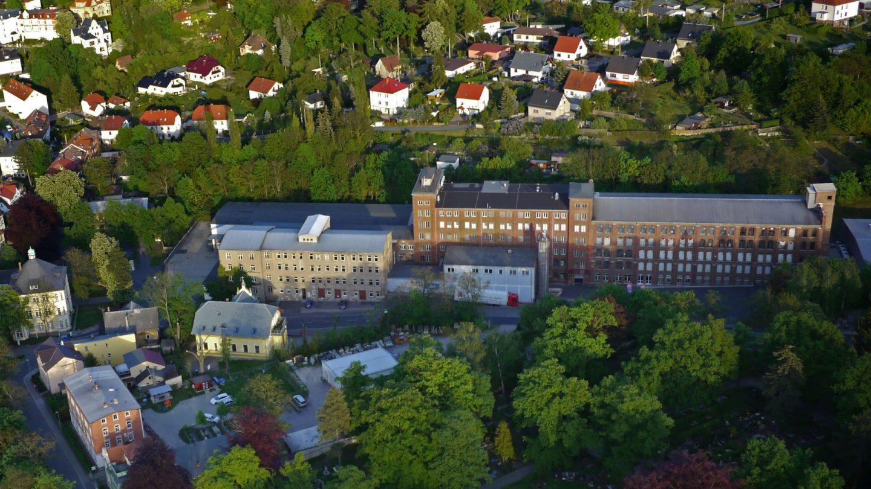 Firmenansicht Heinerle-Berggold Schokoladen GmbH