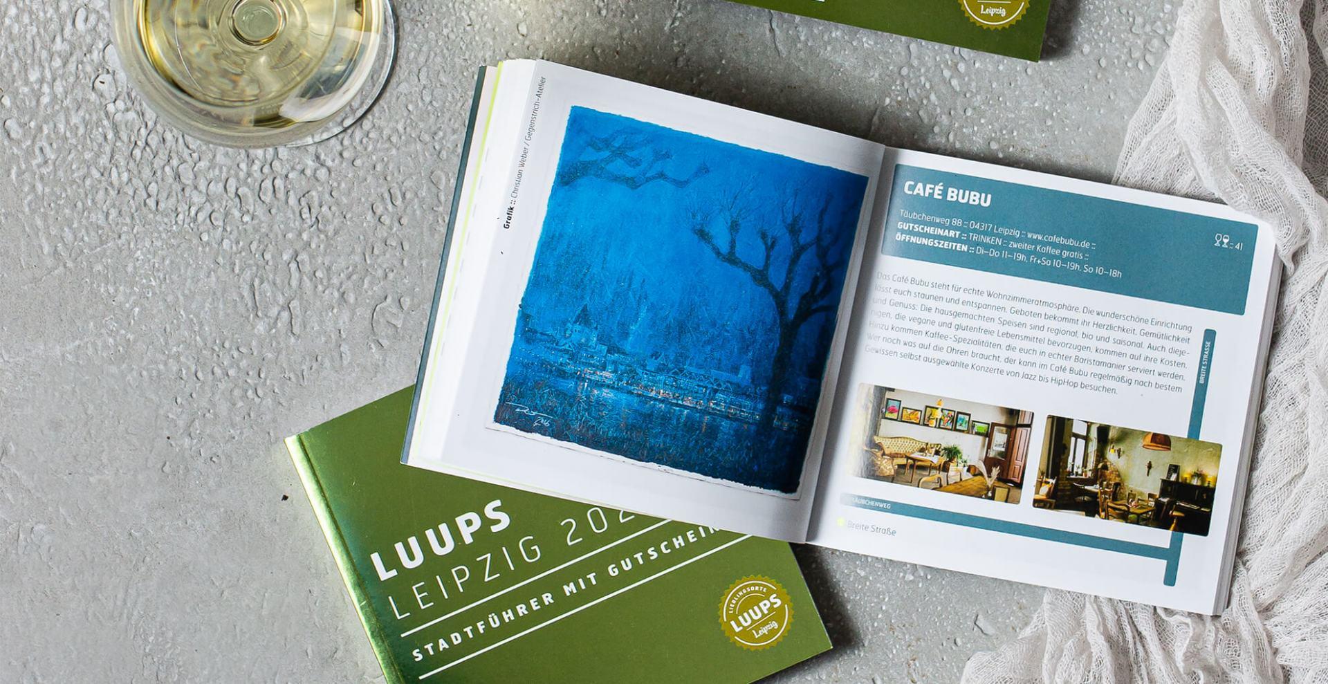 Luups – der etwas andere Stadtführer für Leipzig