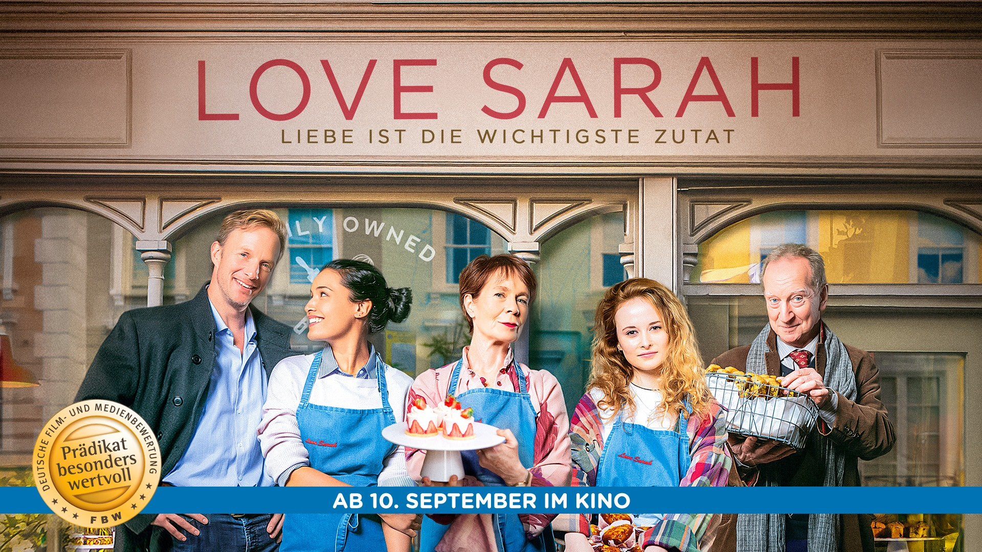 Love Sarah - der Film