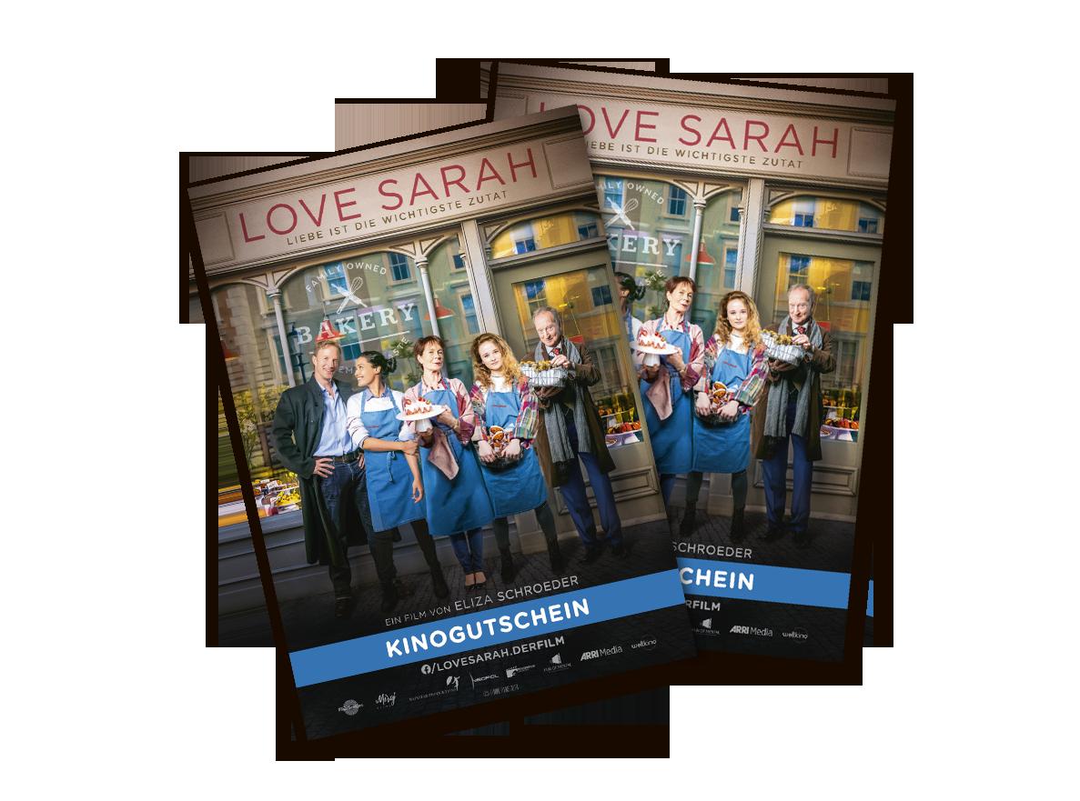 Love Sarah - der Film
