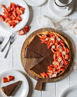 Pudding_Tarte