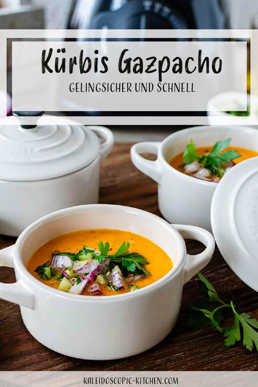 Kürbis Gazpacho