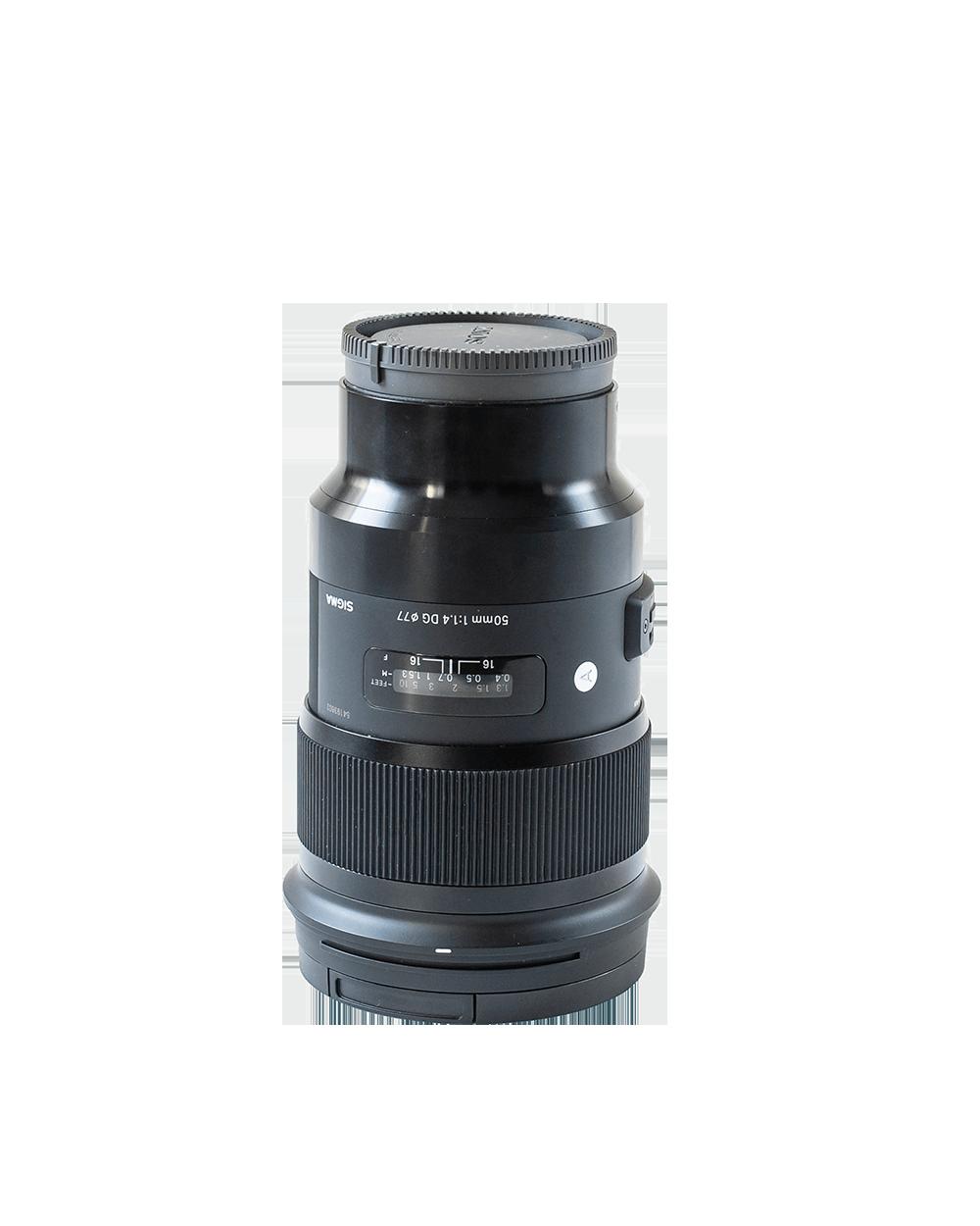 Sigma-HSM-Art-f1,4-50-mm-E-Mount