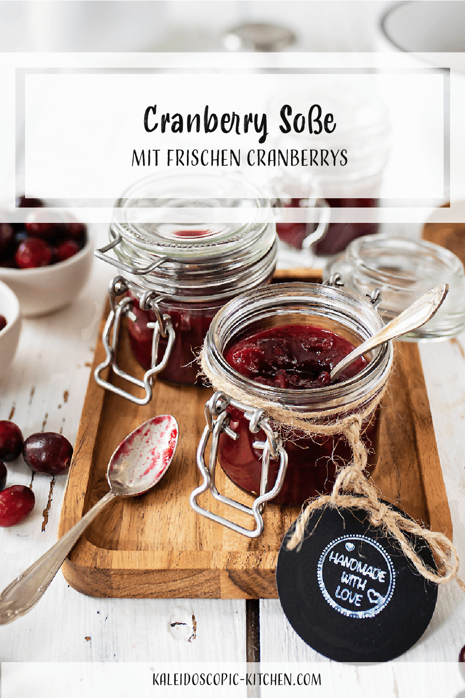 Cranberry Soße