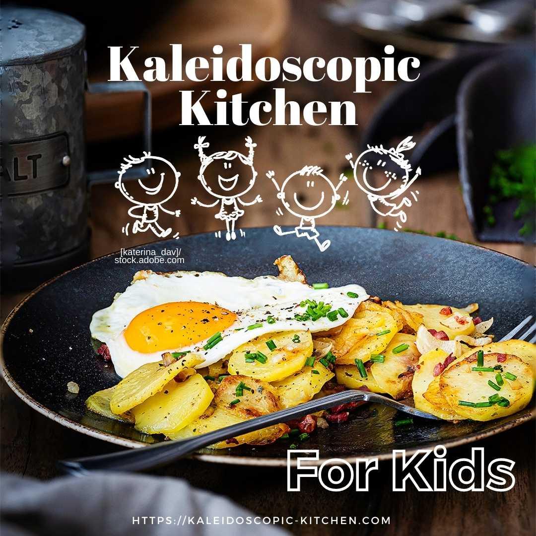 Kaleidoscopic Kitchen for Kids